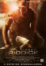 Riddick Riddick Rule the Dark Filmi izle