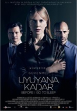 Uyuyana Kadar Before I Go to Sleep Filmi izle